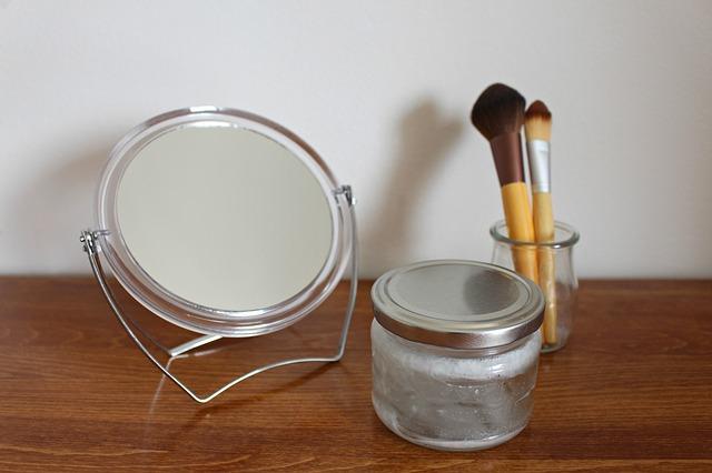 kosmetika, kokosový olej